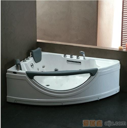 法恩莎按摩浴缸系列FC002Q(1725*1225*650mm)1