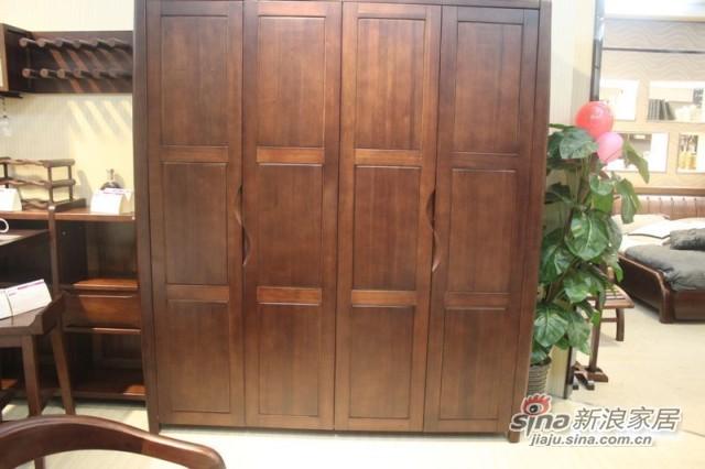 童话森林 VH06-5四门衣柜-0