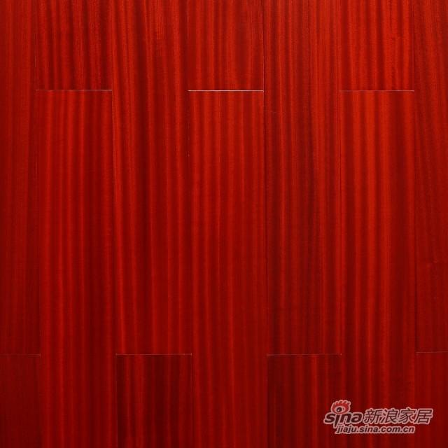 瑞澄地板--实木复合地板--非洲楝RCD�C301-0