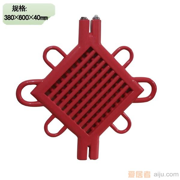九鼎-艺型散热器鼎艺系列600中华结