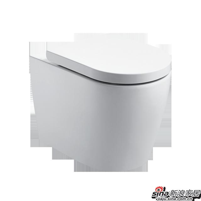 恒洁卫浴坐便器H0131-0