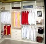 史丹利入墙式整体衣柜
