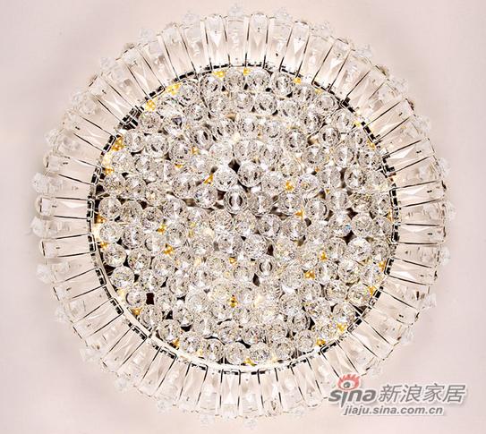 钜豪LED分段遥控吸顶灯MX89046 大功率LED800mm-1