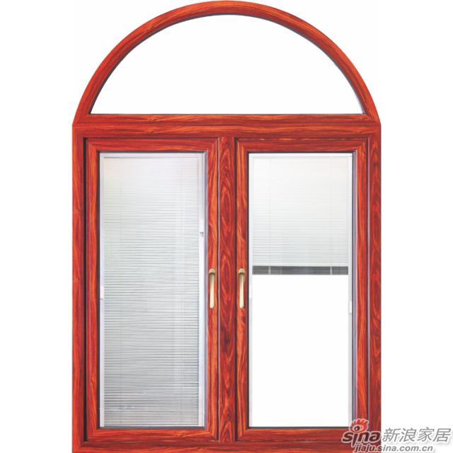75雅博斯断桥平开窗軒尼斯门窗