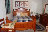 奶酪王国 W81奶酪皇后床 美式风格双人床