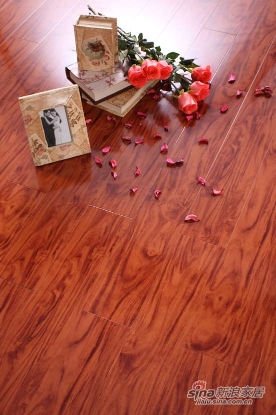 富得利强化地板浪漫12809-0