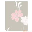 凯蒂纯木浆壁纸-写意生活系列AW53065【进口】