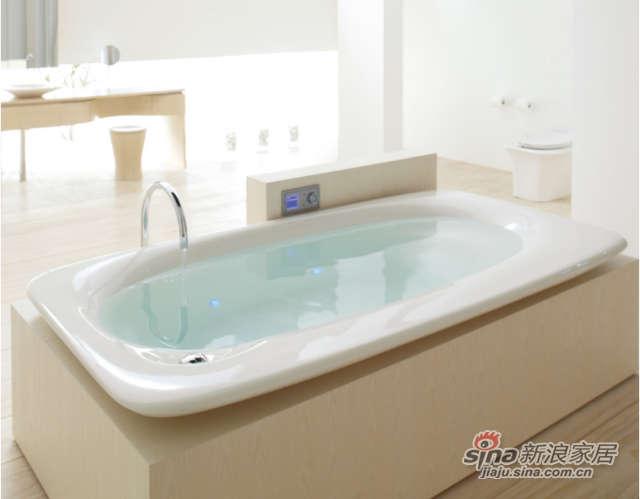 科勒-VibrAcoustic™ 水•乐浴缸-0