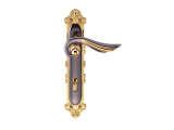 雅洁AS2011-H4298-8145铜锁体+70铜锁胆