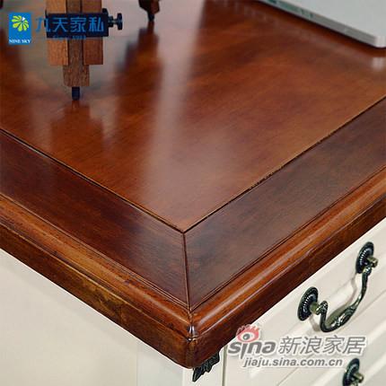 九天家私美式乡村田园书桌-1