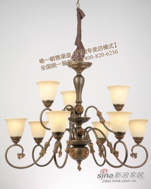 百得诗特-托斯卡尼艳阳系列台灯、吊灯-3