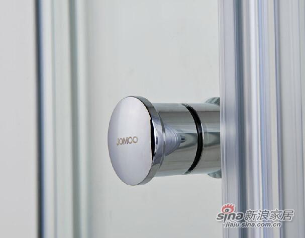 九牧整体浴室钢化玻璃淋浴房-3