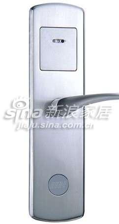 科裕029SL-D感应门锁