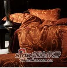 紫罗兰家纺床上用品全棉活性印花四件套灵动VPEA390-4-0