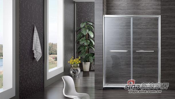 朗斯淋浴房·凯撒系列