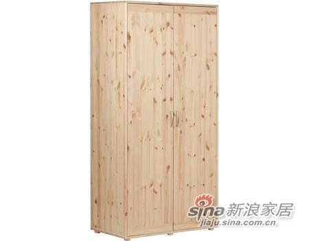 芙莱莎200cm大衣柜-1