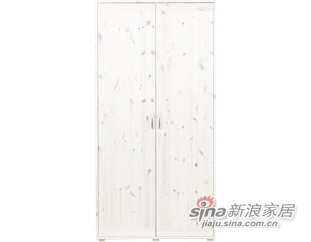 芙莱莎200cm大衣柜-2