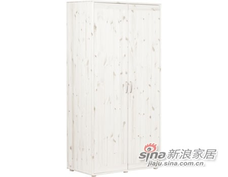 芙莱莎200cm大衣柜-3