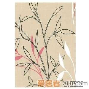 凯蒂复合纸浆壁纸-黑与白2系列TL29061【进口】1