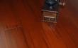 书香门地美学地板 15mm柚木多层实木地板