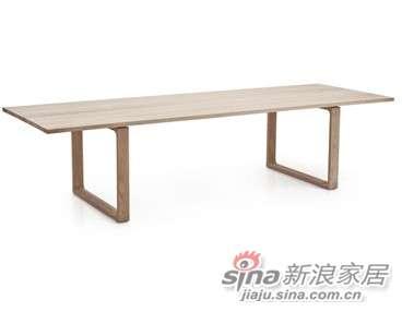 摩登一百TT1007 长餐桌-0