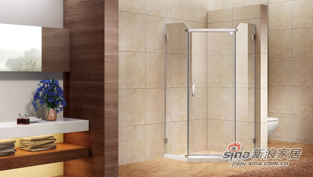 朗斯淋浴房·法贝系列2