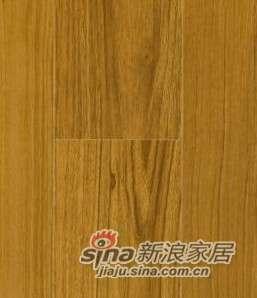 """欧龙地板""""明""""系列强化地板-M016美国樱桃"""