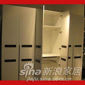 欧嘉璐尼 EC-840双门衣柜-0