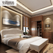 左尚明舍中式卧室、衣柜