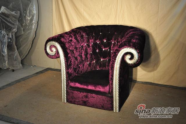 贵族PARTY沙发1-1