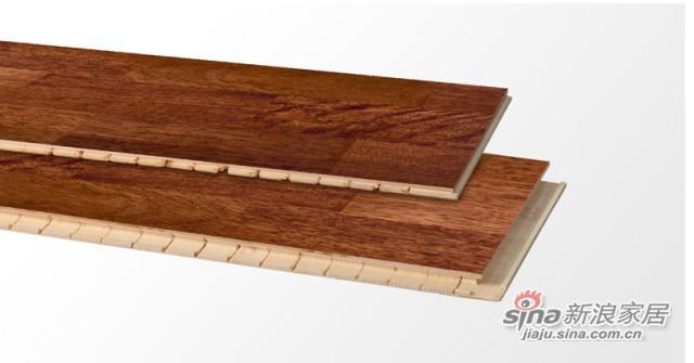 圣象地板 康树三层 实木复合 女汉子 KS8361-3