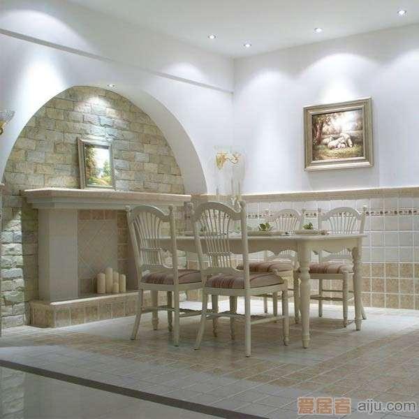 嘉俊-艺术质感瓷片[城市古堡系列]JDD1502(150*150MM)2