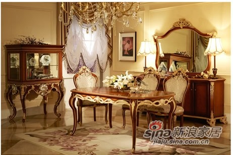 宫廷壹号餐桌