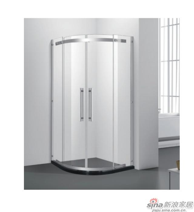SH2-3152S方形二固一移沐浴房