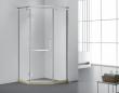 SH2-3141Z钻石型二固一开沐浴房