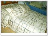 澳西奴床品inspire纯棉印花套件