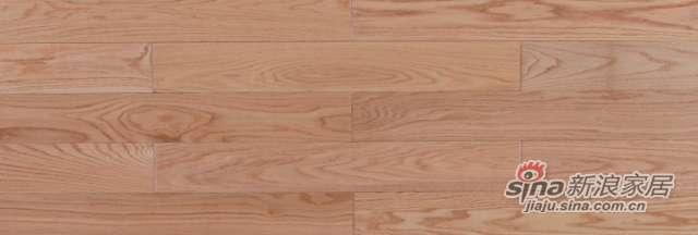大卫地板经典实木-欧洲艺术系列S51LG01柞木(本色三拼)-0