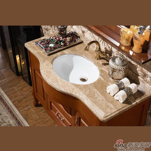 阿洛尼浴室柜-简欧浴室柜-A1099-1