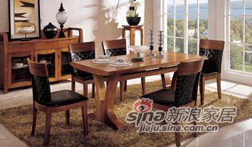 威森格仕VSGS13-11餐桌+VSGS11-12餐椅