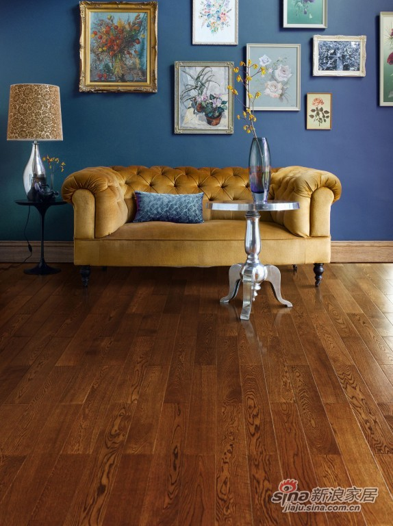 菲林格尔实木复合地板-浪漫主义旧日时尚-0