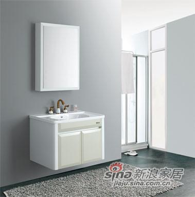 PVC浴室柜BC140D