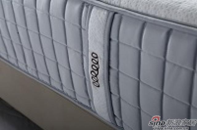 德里纳零压绵弹簧床垫-2