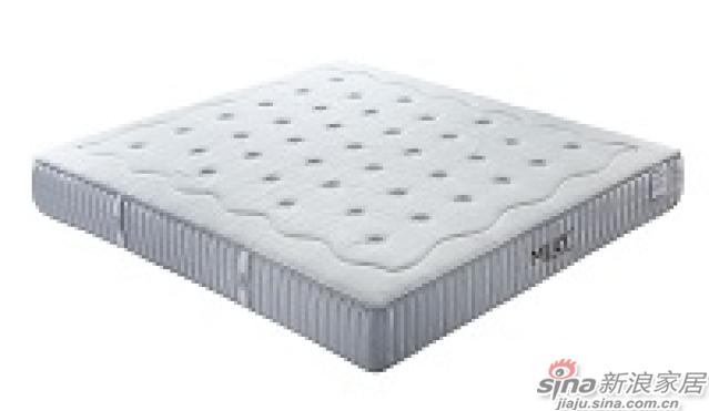 德里纳零压绵弹簧床垫-7