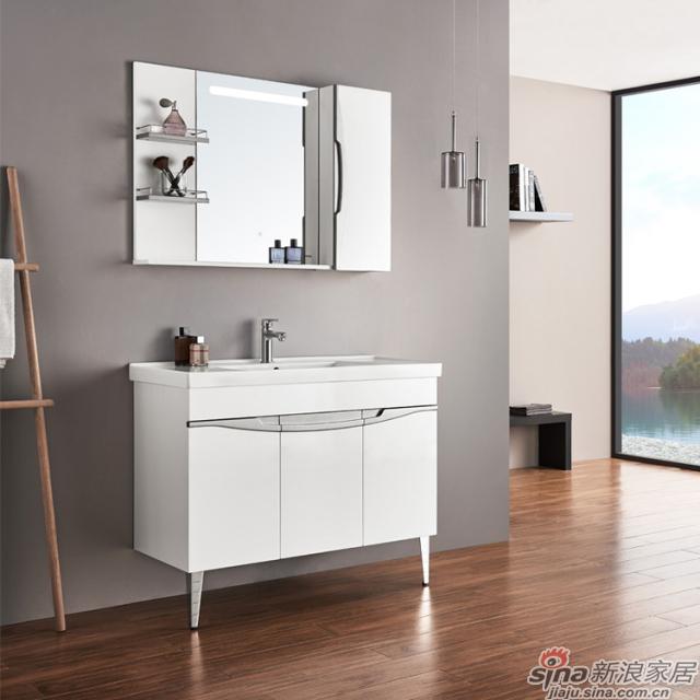 浴室柜BF1002-100-5