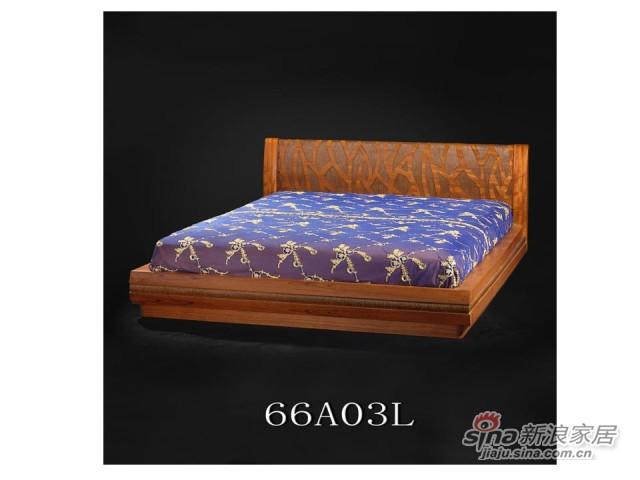 嘉豪何室66A03L大床-0