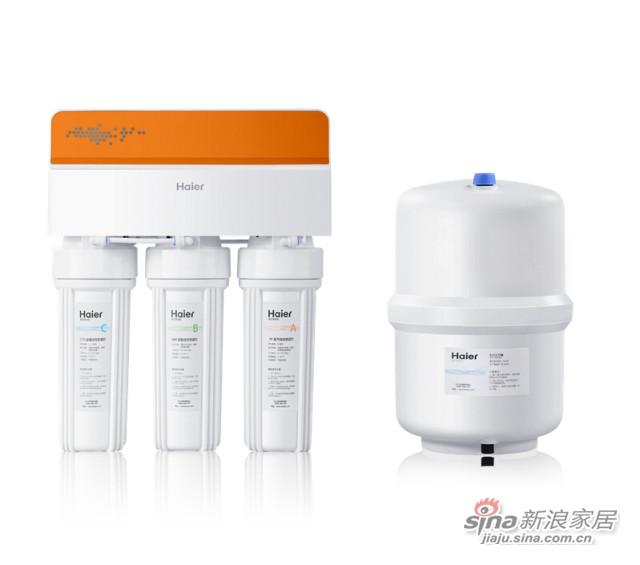 海尔净水机 HRO5016-5(WD)-4