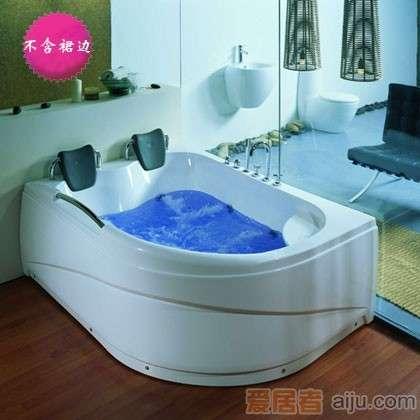 英皇亚克力按摩浴缸ZI-24(不含裙边)1