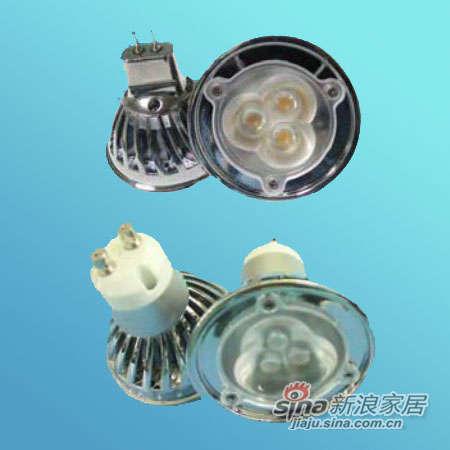 反风形大功率LED射灯-0