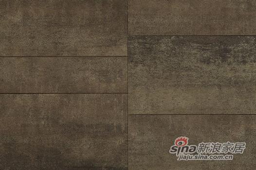 书香门地强化美学地板 现代蒙太奇005-3