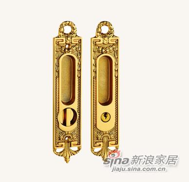 HS02移门锁-0